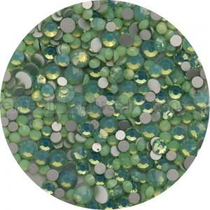 Kristalai Opal Green