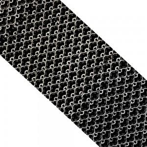 Nagų dizainas Cukrus nagams C-2001 - Bespalviai cukraus tekstūros milteliai skirti nagų dizainui. 10g