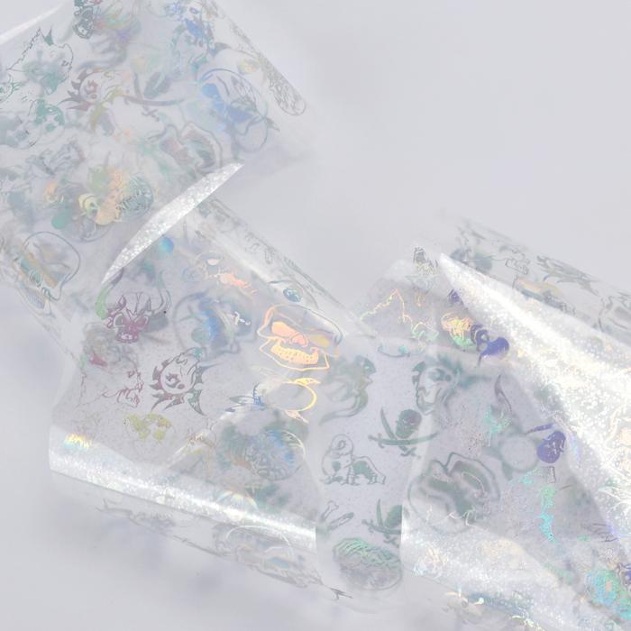Nagų dizainas Ikrai K-902 - Ikrai nagams 3D efekto sukūrimui. 10g
