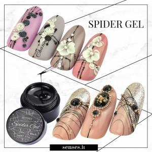 Spider Gel NEW 5ml