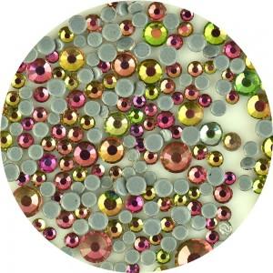 Kristalai Pink/Green