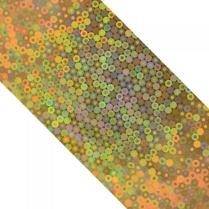 Yukki Yukki - Niejiena! Yukki - įtrinama folija nagų dekoravimui.