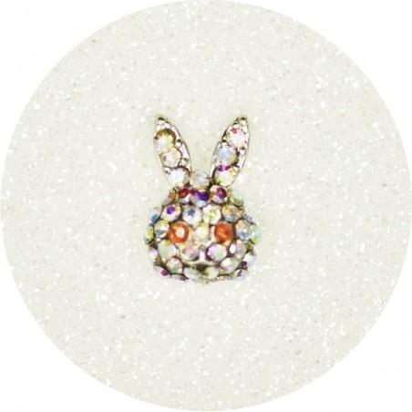 Kristalai Kristalai Nr.12 (Rožiniai) - Aukštos kokybės ne originalūs kristalainagų dekoravimui (100vnt) Nr.3 Spalva: Švelniai r