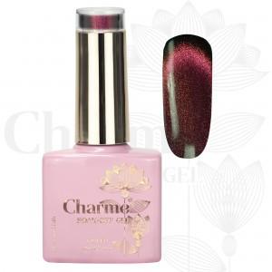 Charme Soak-Off Gel Charme Gel Color 157 - Puikios naujos formulės spalvotas gelinis lakas profesionaliam ir asmeniniam naudojim