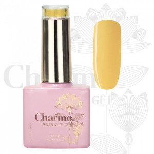 Charme Soak-Off Gel Charme Gel 85 - Puikios naujos formulės spalvotas gelinis lakas profesionaliam ir asmeniniam naudojimui. Tūr