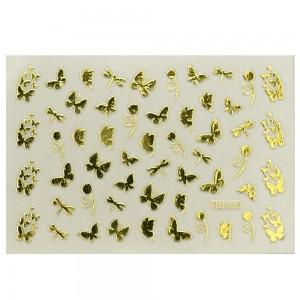 Geliniai dažai FLEX ART Golden Macaroon-94 - Spalvoti geliniai dažai, numeris: GA-94Tūris: 5ml