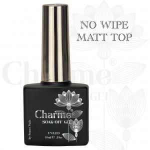 NEW Charme Gel Matt Top 10ml
