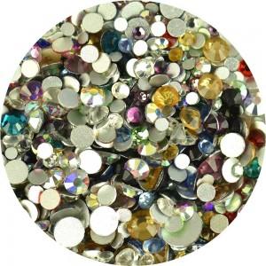 Folija Reflex Folija - Veidrodinio efekto folija nagų dekoravimui (5x60cm).