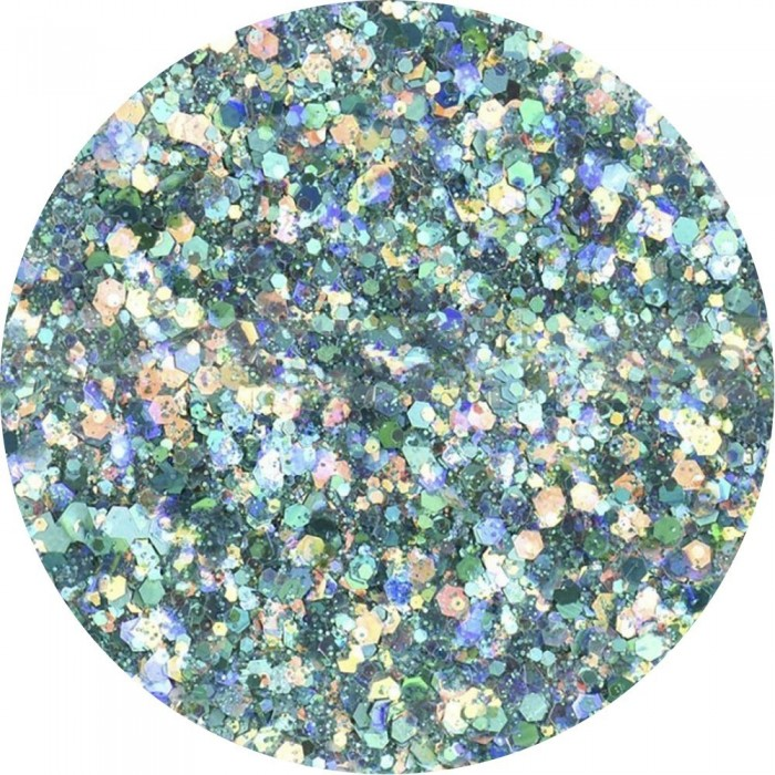 FLEX Pasta Art Gel Pasta Art Gel 6 (Dark Blue) - Stipriai pigmentuota gelio pasta, puikiai tinkanti įvairioms piešimo ir nagų di